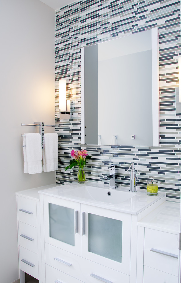 10 inexpensive diy projects to renovate your bathroom