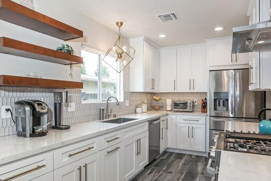 White Oak | Pearl Remodeling