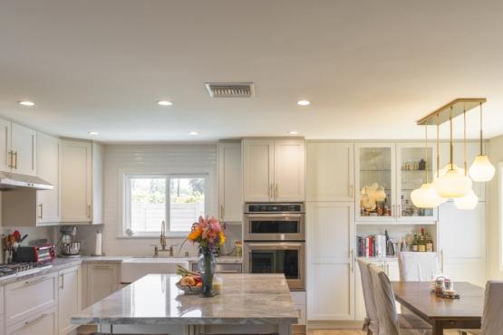 Open Concept Kitchen Remodel in Granda Hills | Pearl Remodeling