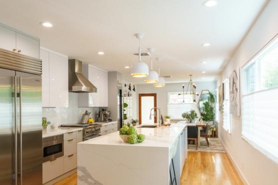 Kitchen Remodel in Santa Monica | Pearl Remodeling